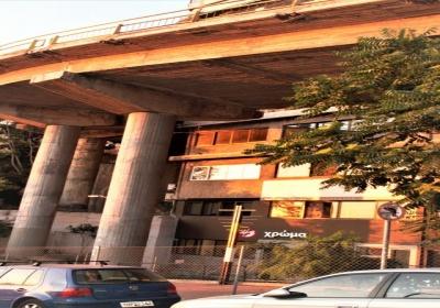 Σχόλιο για τη μεγάλη γέφυρα της οδού Βασιλέως Γεωργίου Β'